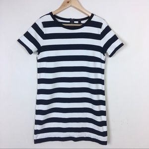 J. Crew Rugby Stripe Dress